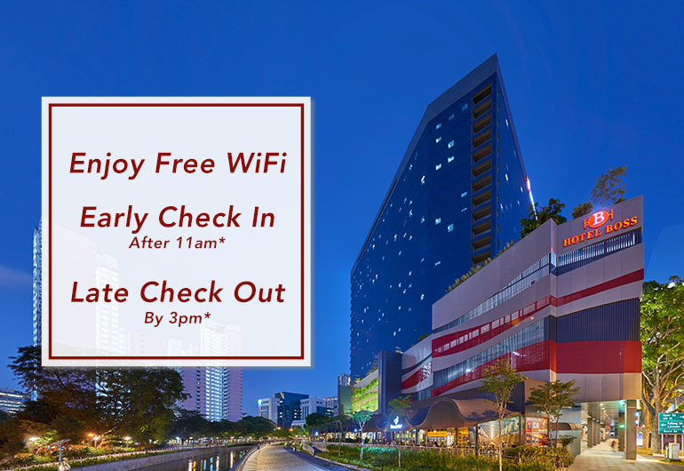 Enjoy These Perks When You Book Directly With Us Free Wifi Early Check In
