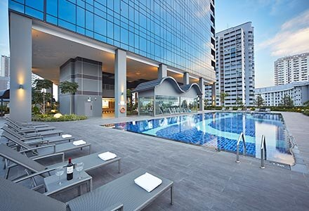 hotel outdoor pool. Our Facilities Hotel Outdoor Pool