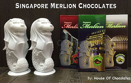 House of Chocolates @ Hotel Boss Singapore