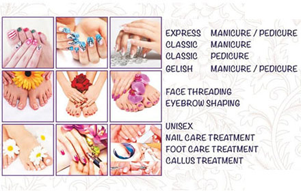 Qili Foot Massage, Manicure & Pedicure @ Hotel Boss Singapore